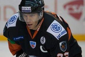 Jeden z gólov proti Novosibirsku strelil aj Ľuboš Bartečko.