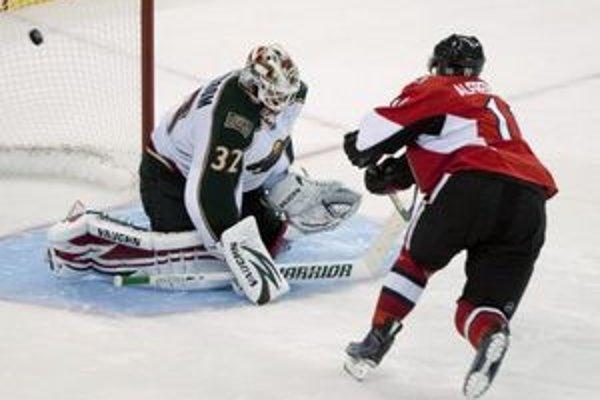 Ottawa doma zdolala Minnesotu.