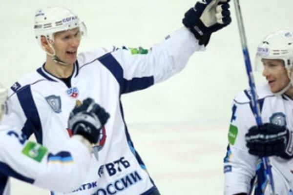 Martin Štrbák už nebude pokračovať v Diname Moskva.