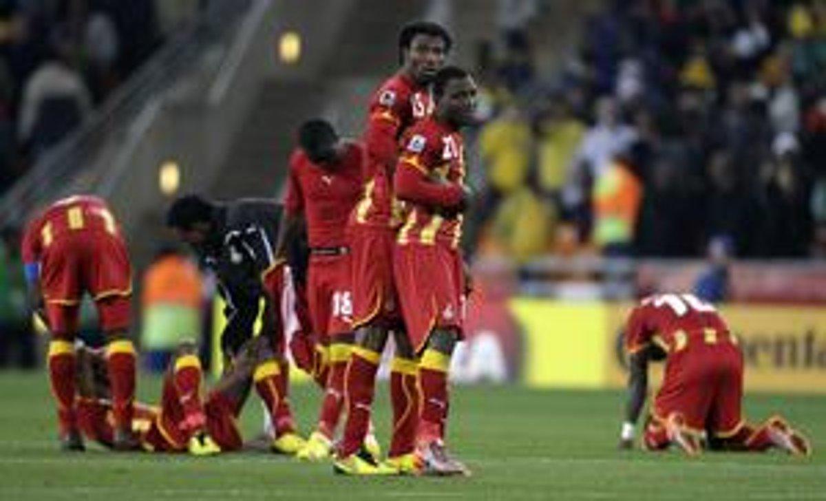 e1c4d6ae9 Z afrických tímov prekvapila na majstrovstvách sveta v JAR len Ghana,  ktorej tesne ušlo semifinále