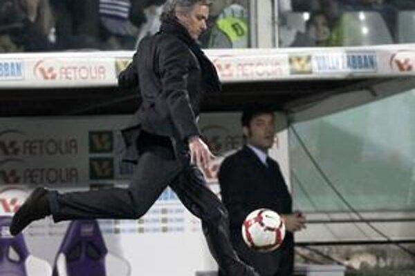 Mourinho zaviedol v Reale nové metódy.