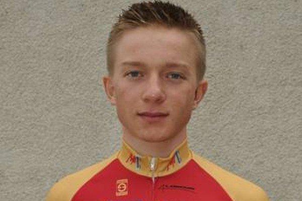 Martin Mahďar skončil tretí za Saganom a Velitsom.