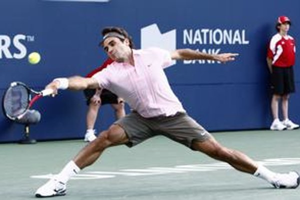 Roger Federer vyhral US Open päťkrát a vlani hral vo finále. V New Yorku by rád pridal svoj sedemnásty grandslamový titul.