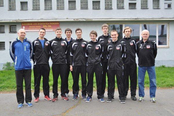 Chlapčenská volejbalová reprezentácia Slovenska v Portugalsku obsadila dvanástu priečku.