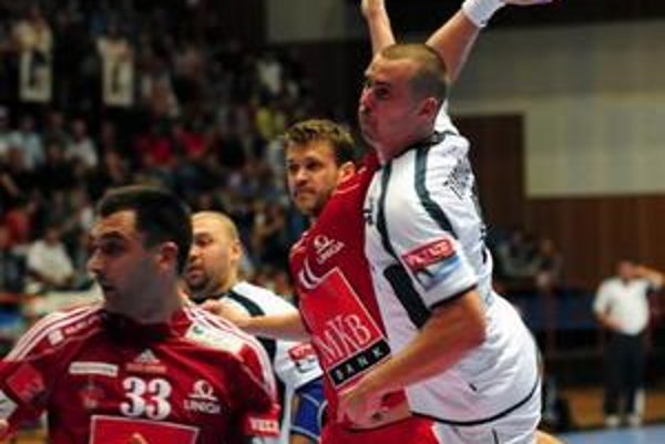 Prešov vstúpil do Ligy majstrov prehrou s maďarským majstrom.