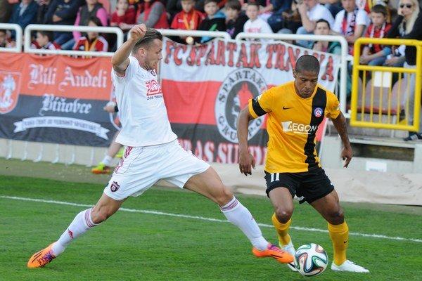 Jairo sa v Trnave gólovo nepresadil.