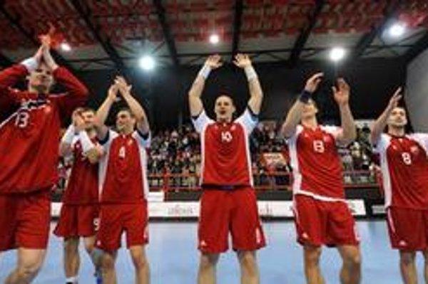 Slovenskí hádzanári vyhrali v úvodných zápasoch kvalifikácie na ME nad Izraelom a Čiernou Horou.