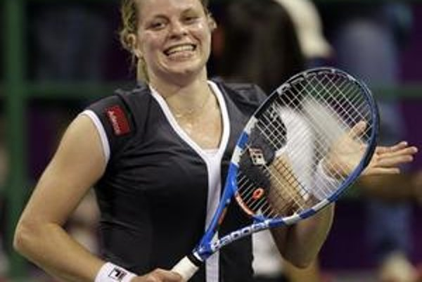 Kim Clijstersová zdolala vo finále majstrovstiev sveta WTA Tour svetovú jednotku Caroline Wozniackú 6:3, 5:7, 6:3 a po rokoch 2002, 2003 vybojovala na koncoročnom turnaji tretí titul. Získala prémiu 1,45 mil. dolárov.