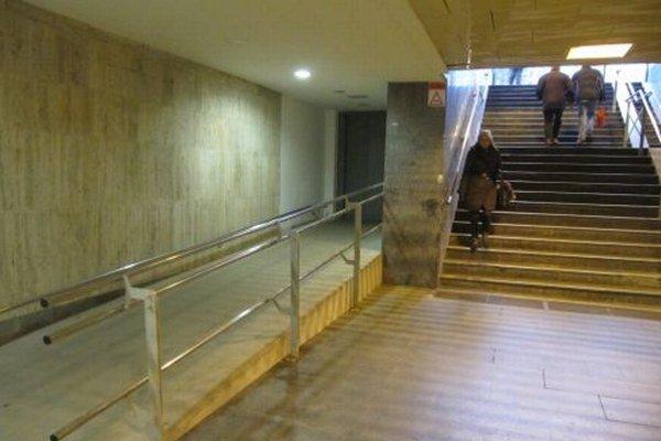 Mesto nainštaluje kamery v podchode pri hoteli Elizabeth.
