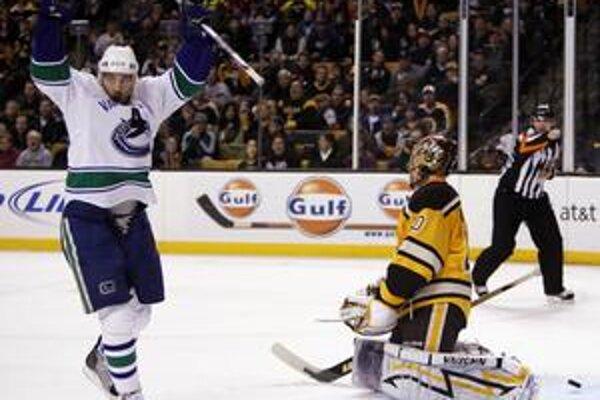 Pavol Demitra je odhodlaný s Vancouvrom uspieť v play off.