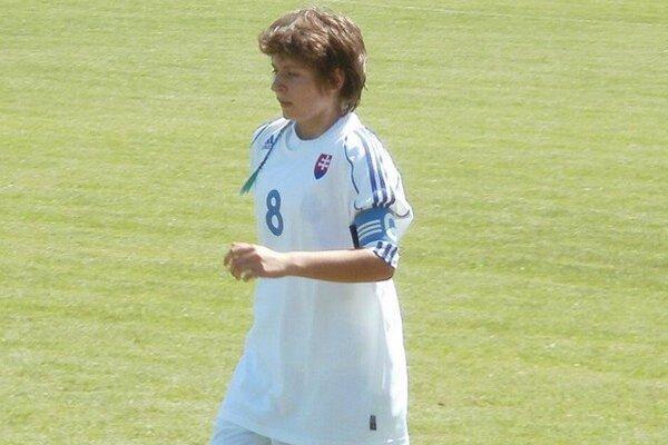 Klaudia Fabová.
