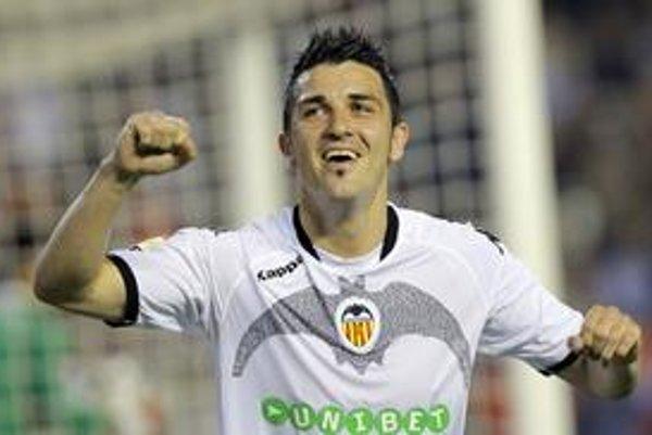 David Villa sa stal novou posilou Barcelony.