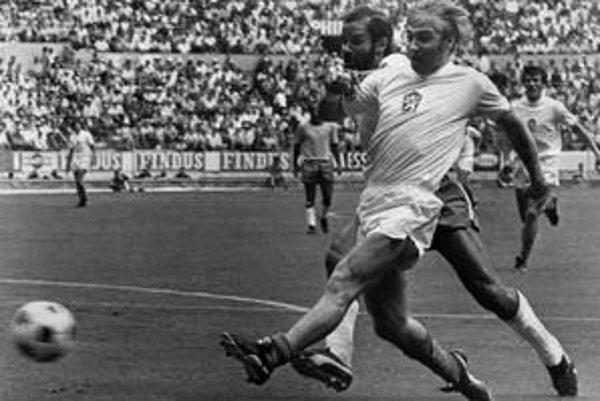 V Mexiku nad všetkými vynikol Ladislav Petráš. Krajina si ho zamilovala už dva roky pred futbalovými  majstrovstvami sveta.