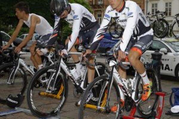 Cyklistické preteky obmedzia dopravu.