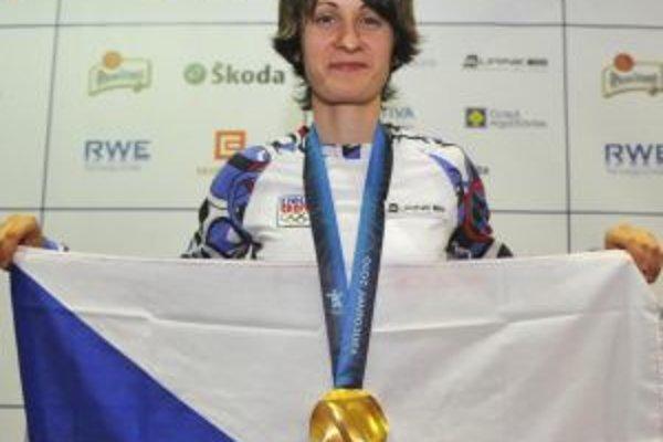 Martina Sábliková.