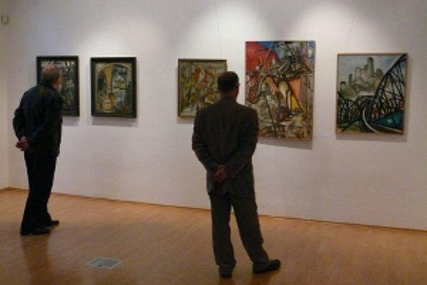 Výstava v galérii potrvá do 4. decembra.