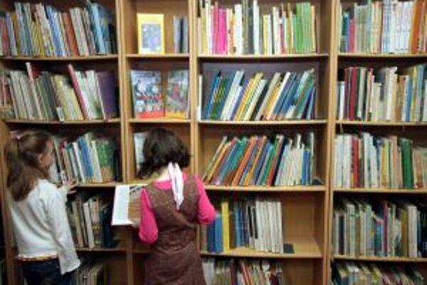 V Opatovej detskú časť knižnice presťahovali do základnej školy