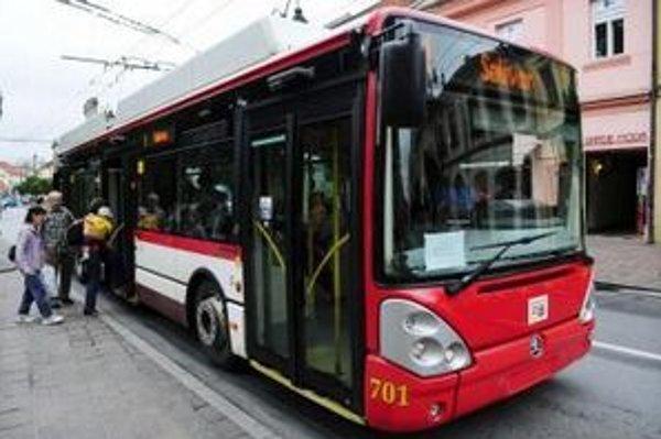 Cestovanie MHD bude od 15. septembra drahšie.