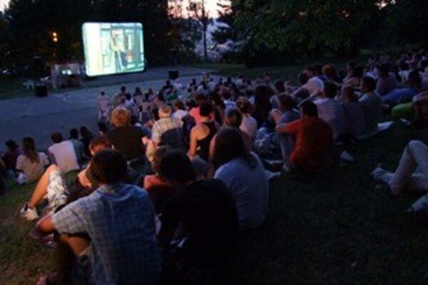 Letné kino pod Juhom vlani navštívilo päťtisíc ľudí