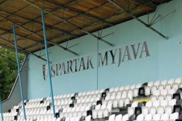 Myjavský futbalový štadión je pripravený na II. ligu.