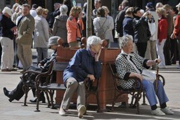 Podľa hodnotenia demografa patrí Trenčiansky kraj k demograficky starším.