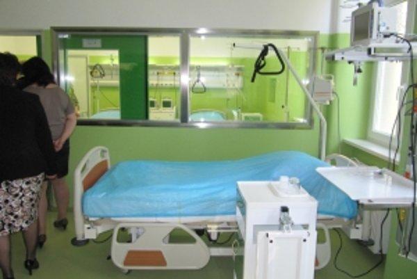 Novú JIS-ku financovalo ministerstvo zdravotníctva, do nových priestorov investovali 660-tisíc eur