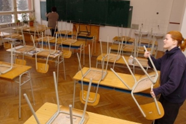 V Trenčianskom kraji už zatvorili päť základných a jednu materskú školu.