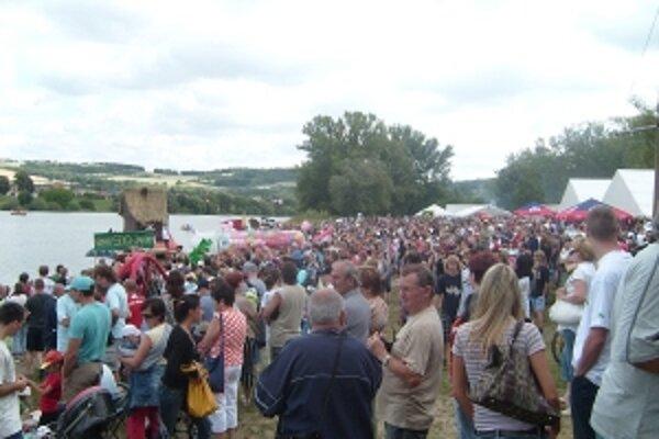 V roku 2008 prišlo na Splanekor počas celého dňa takmer 15 000 návštevníkov.