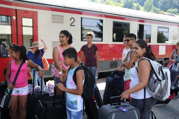 Koncertom predchádza letná škola Romano drom v Mníchovskom potoku pri Bardejove, kam deti pricestovali už 23. júla.