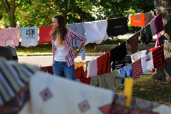 V júli 2015 prebehla v Poprade charitatívna zbierka šatstva počas Národného stretnutia mládeže.