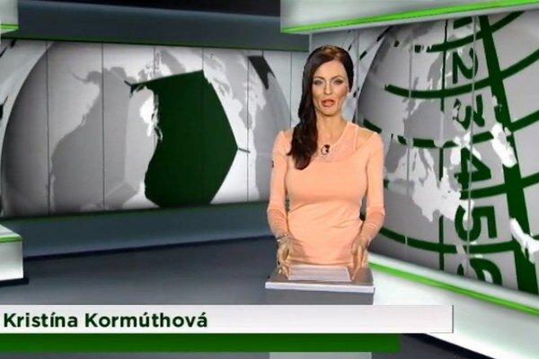 Kristína Kormúthová pre status na Facebooku prišla o prácu.