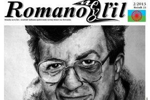 Najnovšie vydanie novín Romano Nevo Ľil.