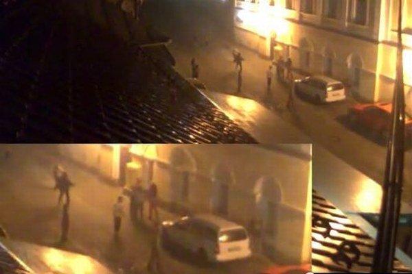 Rómov z Tisovca rieši po útoku polícia.