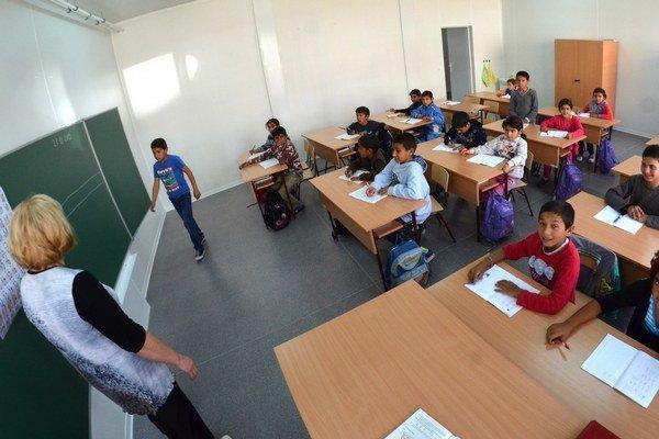 V Jarovniciach majú novú kontajnerovú školu.