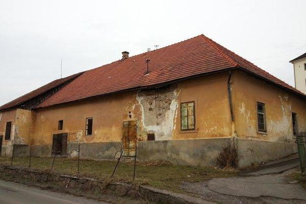 Historický dom vyzerá v súčasnosti takto.