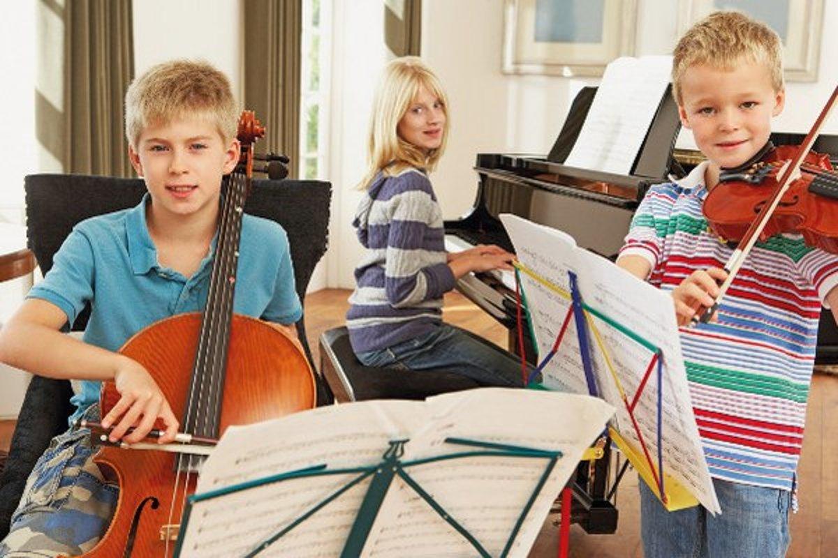 adecff881dc20 Hudba podporuje schopnosť učiť sa už od útleho veku - Žena SME