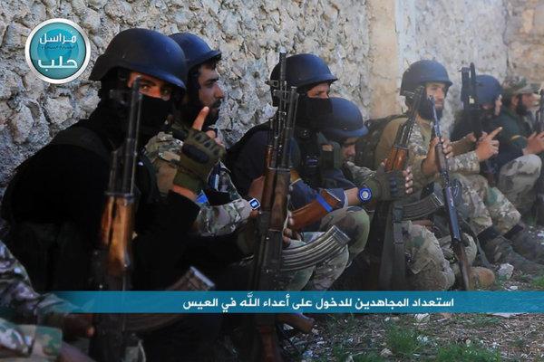 Bojovníci frontu an-Nusra útočili na dediny neďaleko Aleppa