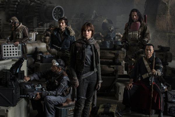 Toto sú noví hrdinovia Hviezdnych vojen