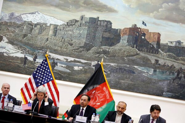 Kerry prišiel do Afganistanu.