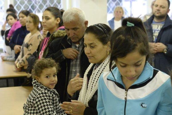 Skupina asýrskych kresťanov našla nový domov v Nitre a okolí.