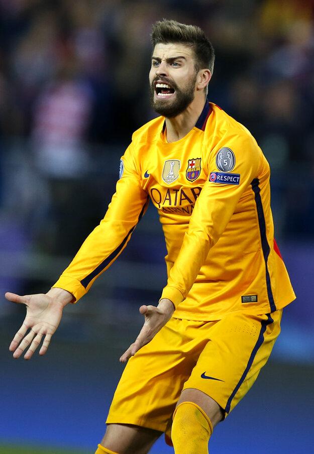Futbalisti Barcelony cítili krivdu.