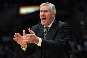 Jerry Sloan patrí k trénerským legendám NBA.
