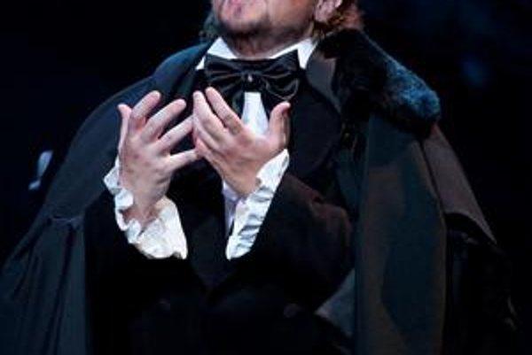 Najnovším predstavením košickej opery je Eugen Onegin.