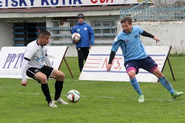 Strelecky sa presadil aj Nitran Denis Čery.