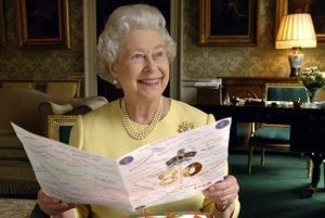 Na denný program podľa hodinového plánu si Alžbeta II. zvykla už v detstve.