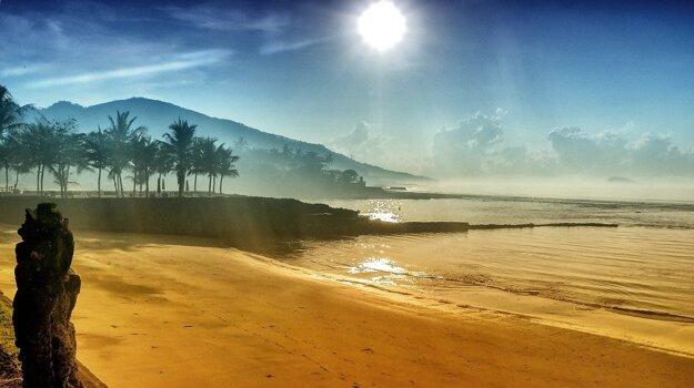 Exotické pláže majú svoje jedinečné čaro.