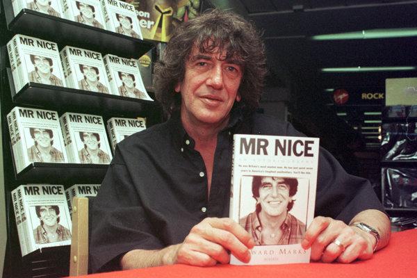 Jeho knihu Mr. Nice sfilmovali v roku 2010.