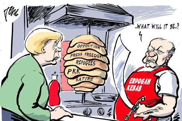 Čo si dáte, pani Merkelová?