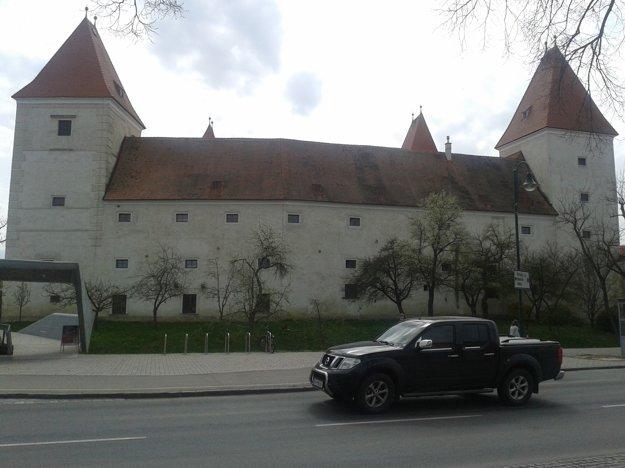 Zámok Orth an der Donau.