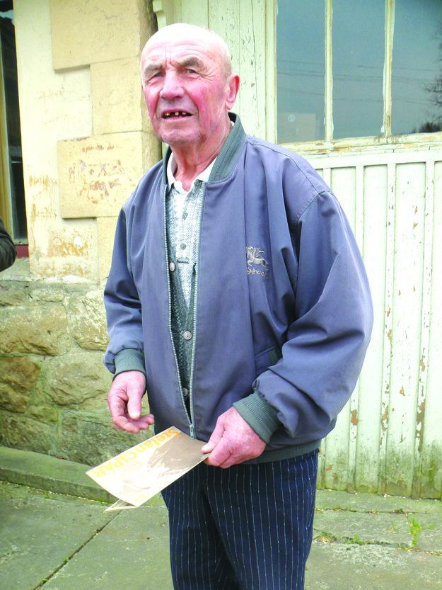 Václav Hunčík, ktorý žiaľ v roku 2011 zomrel, si na tragédiu veľmi dobre pamätal.